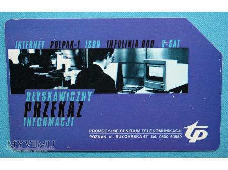 TP S.A Poznań ul. Bułgarska 67
