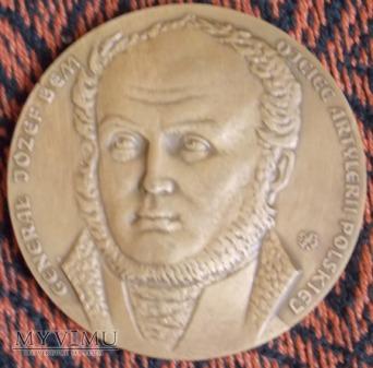 Medal Józef Bem - Ojciec Artylerii Polskiej