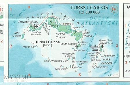 Turks & Caicos.