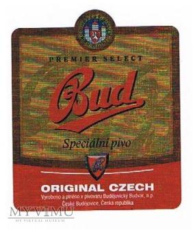 bud speciální pivo