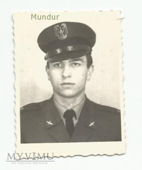 Zdjęcie portretowe: szeregowy SP WL 1972