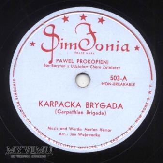 Karpacka Brygada- Prokopieni