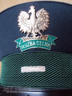 Czapka funkcjonariusza Służby Celnej wz.2011