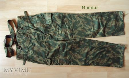 Sowiecki mundur polowy - spodnie