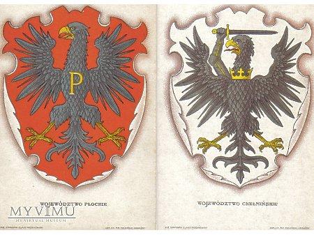 Płockie i chełmńskie.