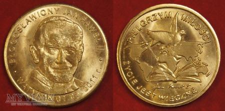 Duże zdjęcie Błogosławiony Jan Paweł II
