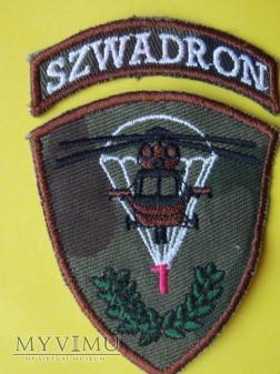 25 DKPow.- 1 szwadron