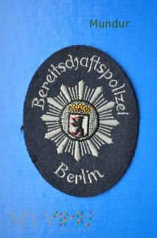 Oznaka Bereitschaftspolizei West Berlin Polizei