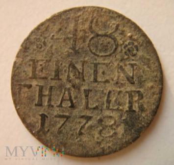 48 einen thaler, 1778, A