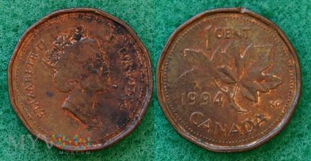 Kanada, 1 CENT 1994