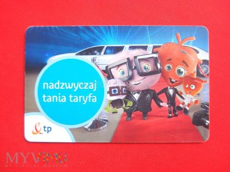 Karta chipowa 210