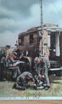 Duże zdjęcie niemiecki nadajnik