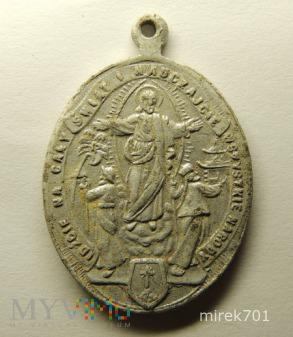 Medalik uczniowie Jezusa