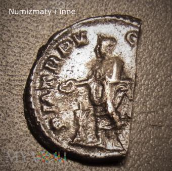 złamany denar Seweryna Aleksandra