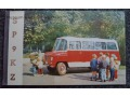 Nysa M 521 Minibus Polska Karta QSL