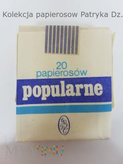 Duże zdjęcie Papierosy POPULARNE Kraków cena 55 zł.