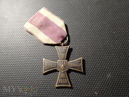 Krzyż Walecznych - Knedler nr :37961- II RP - 4.