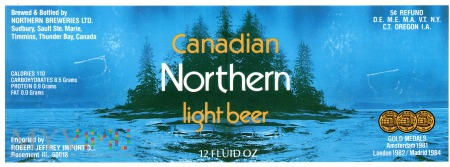 Canadian Northern Light Bier