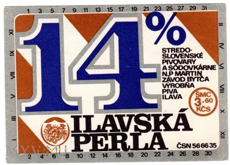 14% Ilavská Perla