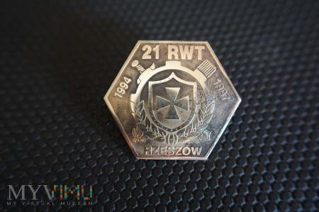 21 Rejonowe Warsztaty Techniczne - Rzeszów