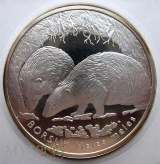 Duże zdjęcie 20 złotych 2011 r. Polska