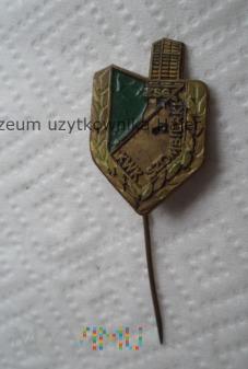 """ZSG KWK """"Szombierki"""" - odznaka"""