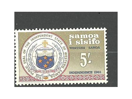 Herb Samoa.
