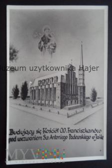 Kościół O.O.Franciszkanów Św Padewskiego Jasło