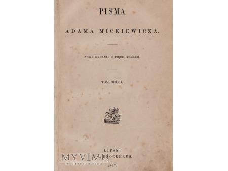 Książka z 1897