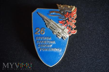 26 Brygada Rakietowa Obrony Powietrznej - Nr:146