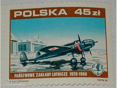 Państwowe Zakłady Lotnicze, 1928-1988, PZL Łoś