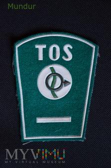 Dystynkcje TOS służba rozpoznania