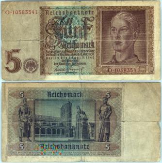 Niemcy, 5 marek 1939r. Ser.O