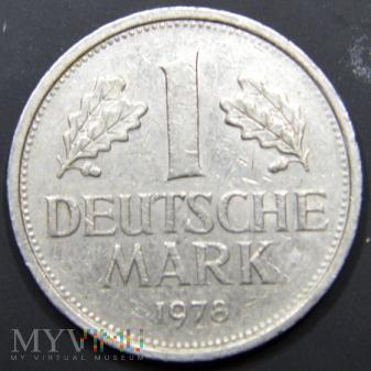 Niemcy RFN / marka 1 / 1978