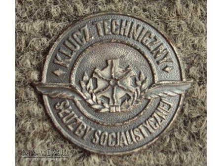 Odznaka Klucza Technicznego Służby Socjalistycznej