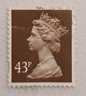Elżbieta II, GB 1635AS