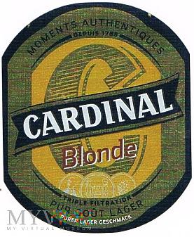 cardinal blonde