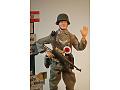Żandarm (sierżant) z 60. Infanterie Division (mot)