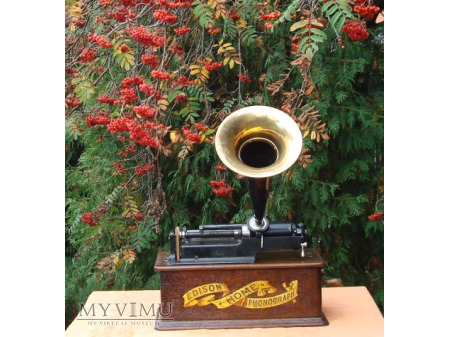 Duże zdjęcie Edison Home Phonograph