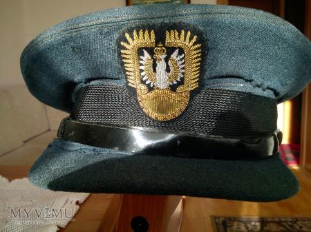 Czapka garnizonowa Sił Powietrznych PSZ