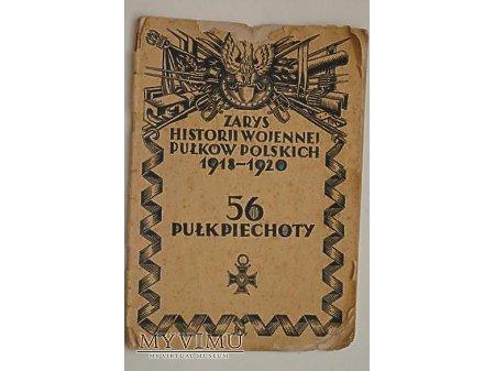 Zarys Historii Wojennej Pułków Polskich 1918-1920