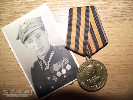 Medal za Zwycięstwo nad Niemcami