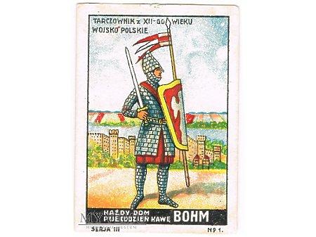 Bohm - 3x01 - Tarczownik z XII wieku