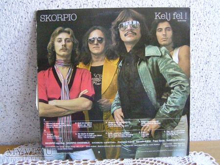 "7. Skorpio ""Kelj fel"" 1977"