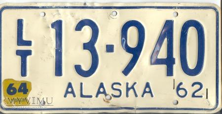 Duże zdjęcie ALASKA 1962