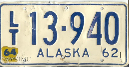 ALASKA 1962