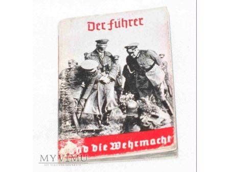 Duże zdjęcie Ksiażeczka WHW Der Fuhrer 1937/38