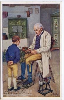 Strnada - Radosne Święta z dziadkiem