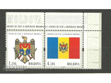 Symbole Mołdawii