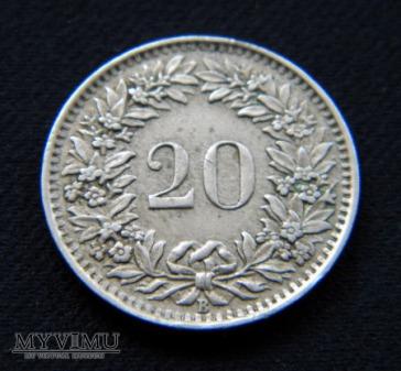 20 Rappen 1944
